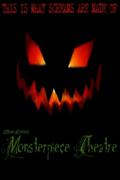 Poster Monsterpiece Theatre Volume 1