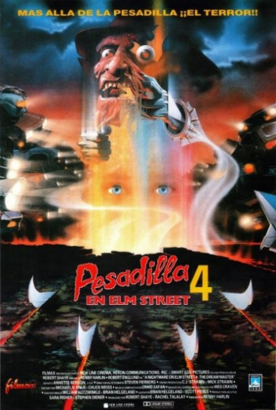 Ficha Pesadilla en Elm Street 4: The Dream Master