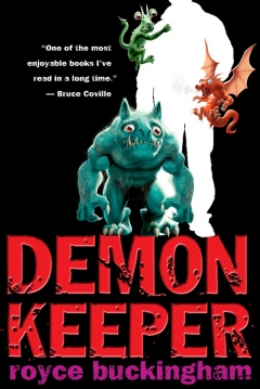 Poster Demon Keeper