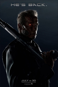 Poster Terminator G�nesis