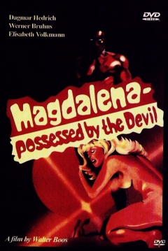 Poster Magdalena, Possessed by the Devil