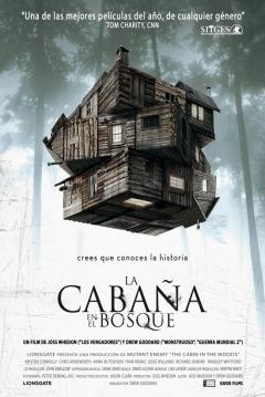 Poster La Caba�a en el Bosque