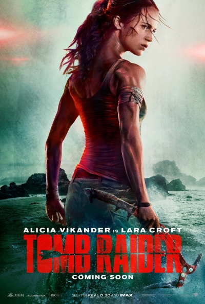 Poster Tomb Raider (Reboot)