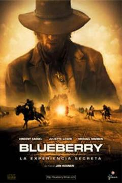 Poster Blueberry: La Experiencia Secreta