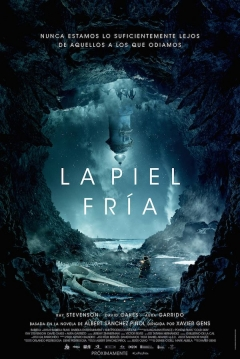 Poster La Piel Fría
