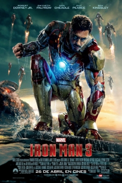 Poster Iron Man 3