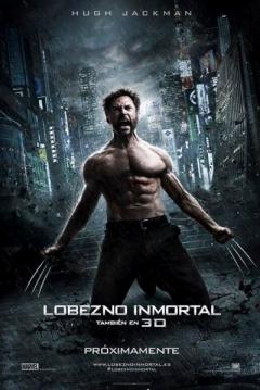 Poster Lobezno Inmortal