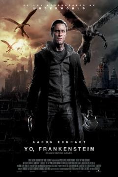 Poster Yo, Frankenstein
