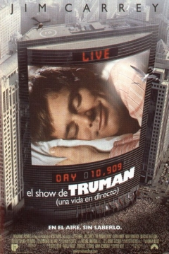 Poster El Show de Truman (Una Vida en Directo)