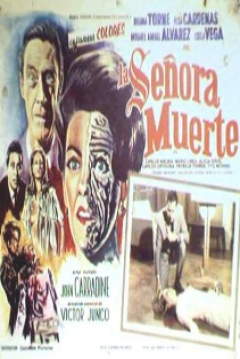 Poster La seora Muerte