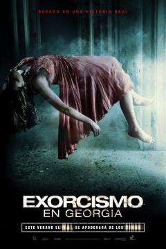 Poster Exorcismo en Georgia