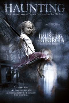 Poster A Haunting in Georgia (Documental)