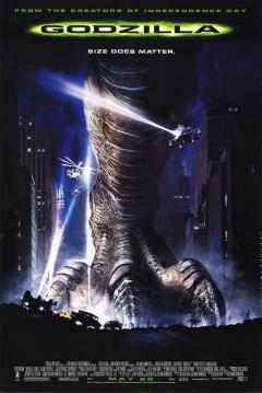 Poster Godzilla (1998)