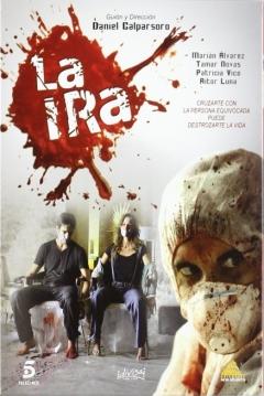 Poster La Ira