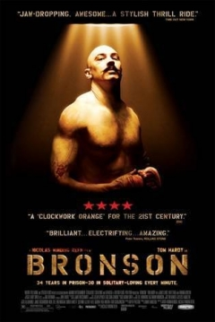 Poster Bronson