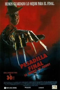 Poster Pesadilla Final: La Muerte de Freddy