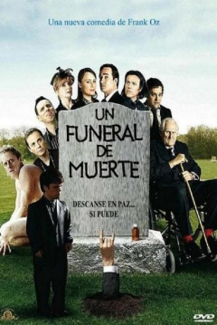 Poster Un Funeral de Muerte