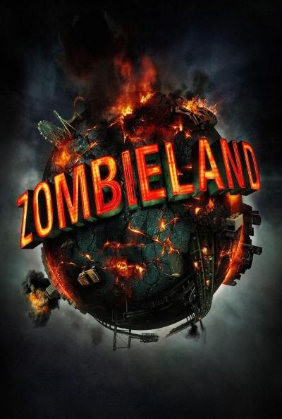 Poster Bienvenidos a Zombieland 2