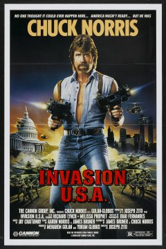Poster Invasion USA