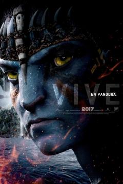 Poster Avatar 2 (Na'vi)
