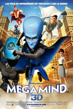 Poster Megamind