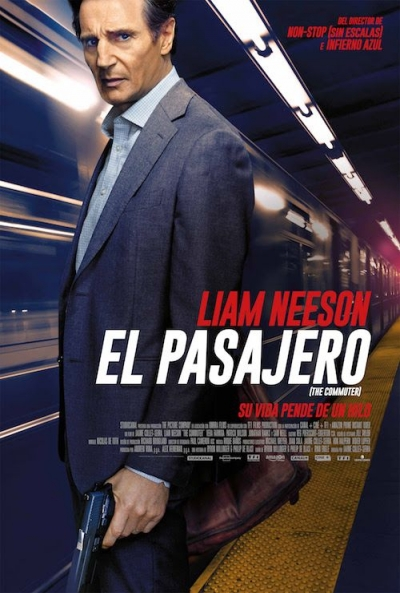 Poster El Pasajero