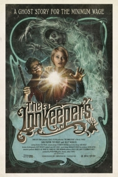 Poster The Innkeepers