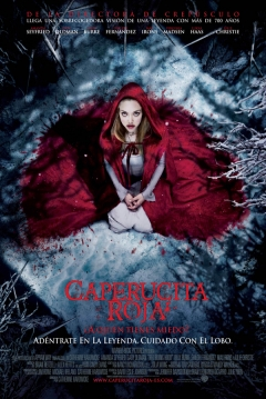 Poster Caperucita Roja (Red Riding Hood)