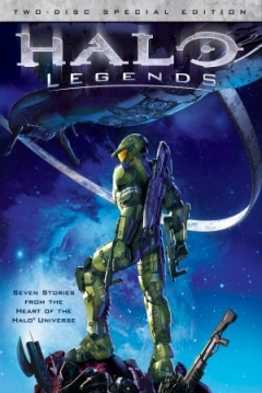Poster Halo Legends