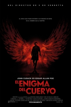 Poster El Enigma del Cuervo (The Raven)