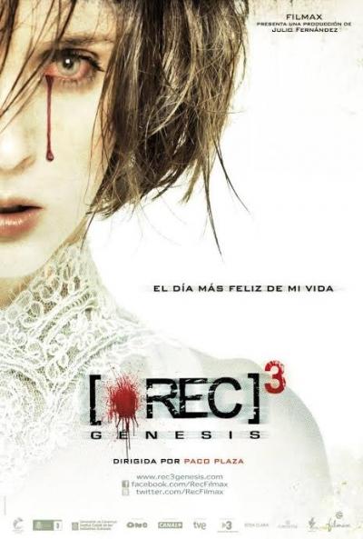 Poster [REC] 3 Génesis