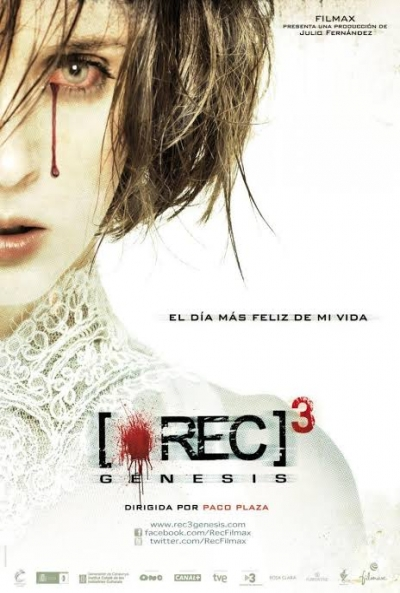 Poster [REC] 3 G�nesis