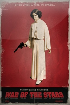 Poster The War Of Stars: A New Hope Grindhoused