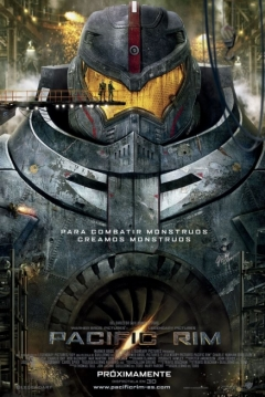 Poster Pacific Rim