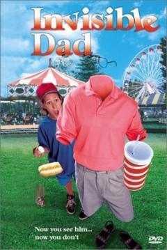 Poster Invisible Dad