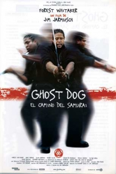 Poster Ghost Dog, el Camino del Samurai