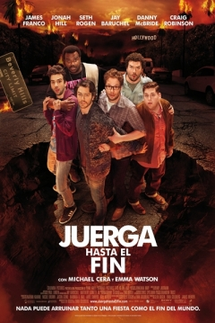 Poster Juerga hasta el Fin