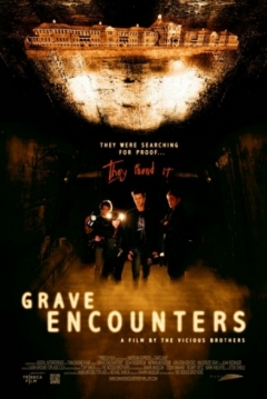 Poster Grave Encounters
