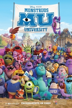 trailer de Monstruos University