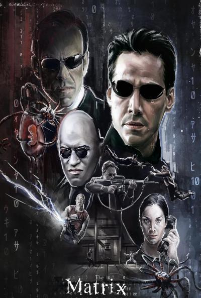 Poster Matrix 4