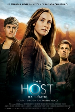 Poster The Host (La Huesped)