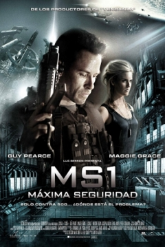 Poster MS1: Mxima Seguridad