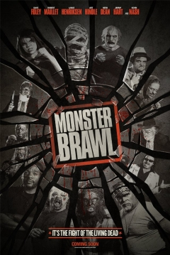 Poster Monster Brawl