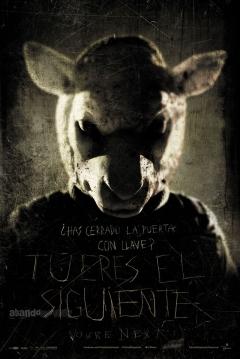 Poster Tú Eres el Siguiente