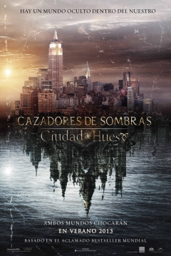 trailer de Cazadores de Sombras: Ciudad de Hueso