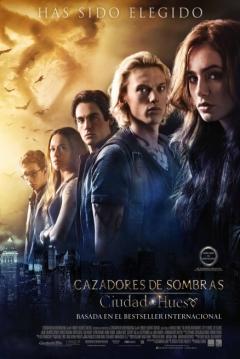 Poster Cazadores de Sombras: Ciudad de Hueso