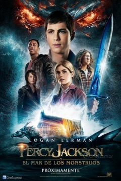 trailer de Percy Jackson y el Mar de los Monstruos (Percy Jackson 2)