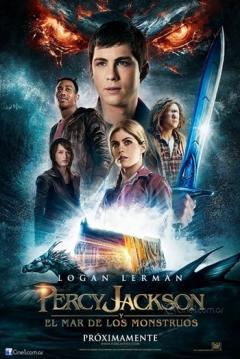 Poster Percy Jackson y el Mar de los Monstruos