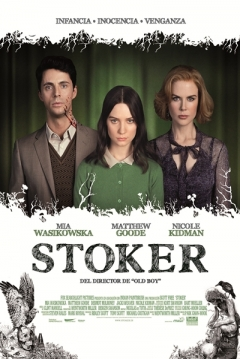 trailer de Stoker