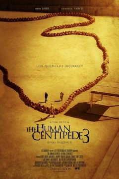 El Cienpies Humano 3 (Final Sequence) [Dvdrip] [Subtitulada]